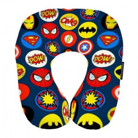 Подушка для путешествий Супергерои 16J010, фото 2