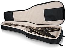 Чехол серии Pro-Go для электрогитары типа 335/Flying V  GATOR G-PG-335V PRO-GO 335/Flying V Guitar Gig Bag, фото 3