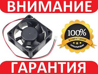 Вентилятор DC 12В 6х6см 1.5см 2pin