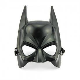 Напівмаска пластик Бетмен