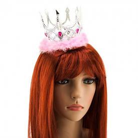 Корона Принцеси з пухом
