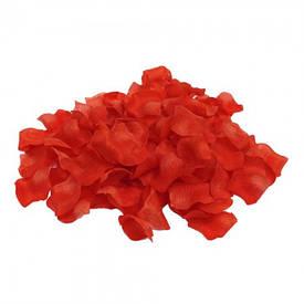 Пелюстки троянд (уп. 120шт) червоні