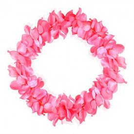 Гавайські леї Орхідеї (рожеві)
