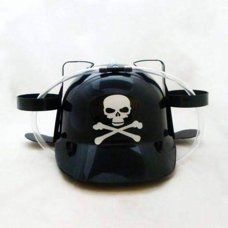 Шлем для пива Череп, фото 2