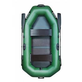 Надувная лодка Ладья ЛТ-240-ЕСБТ со слань-ковриком