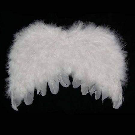 Крылья Ангела Детские 22х32см (белые), фото 2