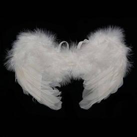 Крила Ангела Міні 19х29см (білі)