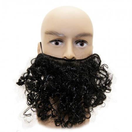 Борода накладная (черная), фото 2