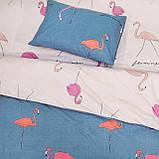 Комплект постельного белья ранфорс 19007 ТМ Вилюта, фото 2