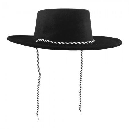 Шляпа Зорро Флок