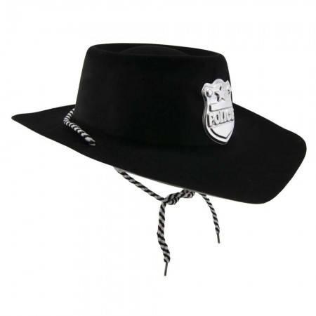 Шляпа Шерифа флок, фото 2