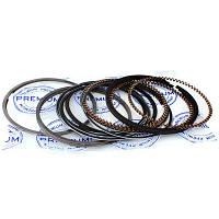 Кольца поршневые STD PREMIUM Чери Джагги Chery Jaggi 472-BJ1004030