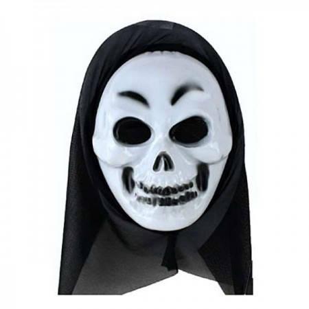 Карнавальный плащ Веселый Роджер с маской, фото 2