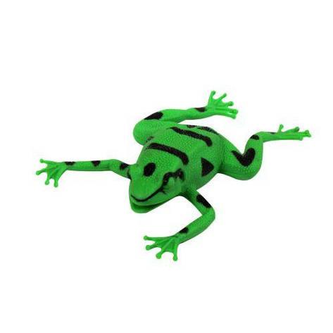 Лягушка-тянучка (зеленая) A118DB, фото 2