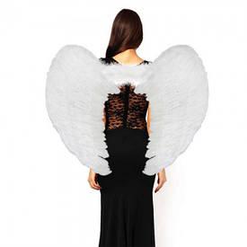 Крила Ангела Супергігант 80х95см (білі)