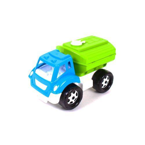 Машинка Бензовоз (синий) 6337