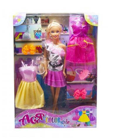 """Кукла """"Ася"""" (с нарядами), фото 2"""