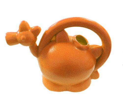 Лейка оранжевая Дракончик KW-01-103-1, фото 2