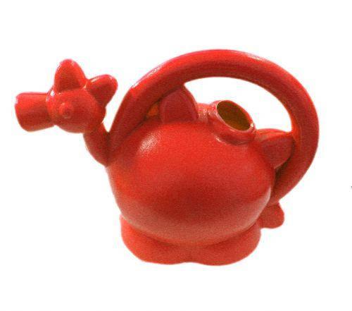 Лейка красная Дракончик KW-01-103-1, фото 2
