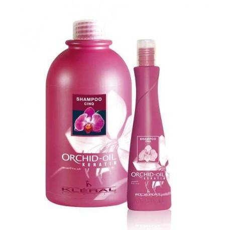 Kleral Shampoo CINQ Шампунь для частого мытья окрашенных волос 300 мл