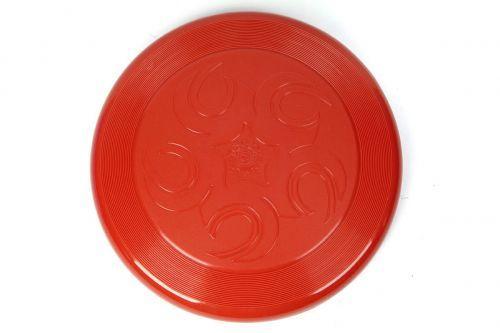 Фрисби красная 3022