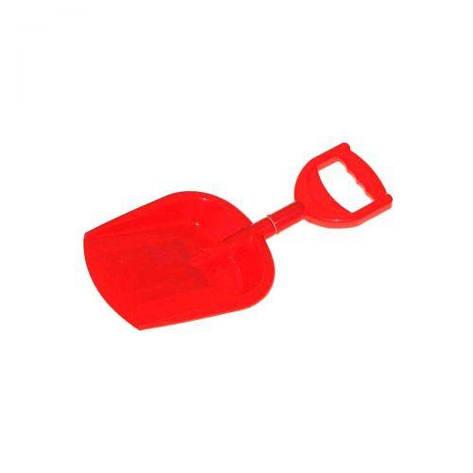 Лопатка Бульдозер (красная) 1202, фото 2