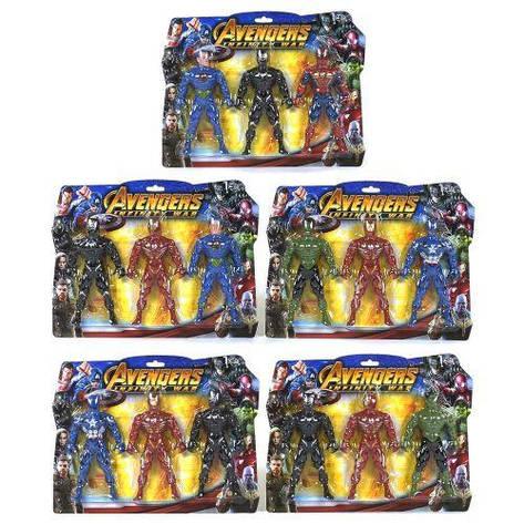 Набор героев Marvel LC835, фото 2