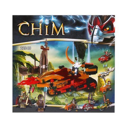 Конструктор Legends of Chim 22040