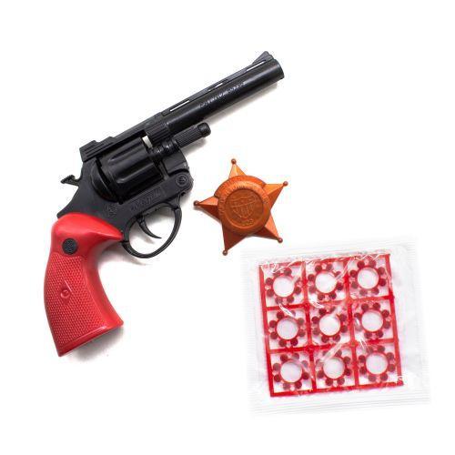 Револьвер Магнум с пистонами 140