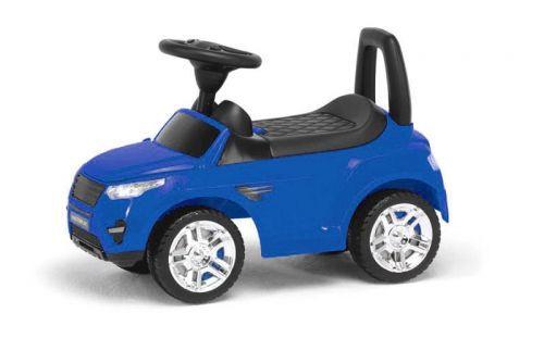 Детская машинка-каталка (синяя) 2-005