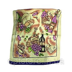 полотенце кухонное с петелькой 35*70 см, ткань велюр махра