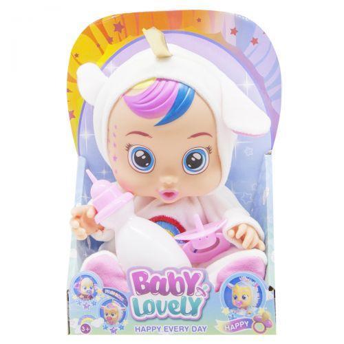 Пупс CRY BABIES (белый) 195