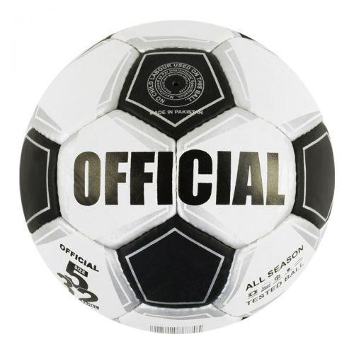 Мяч футбольный №5 (черный) GA-2074