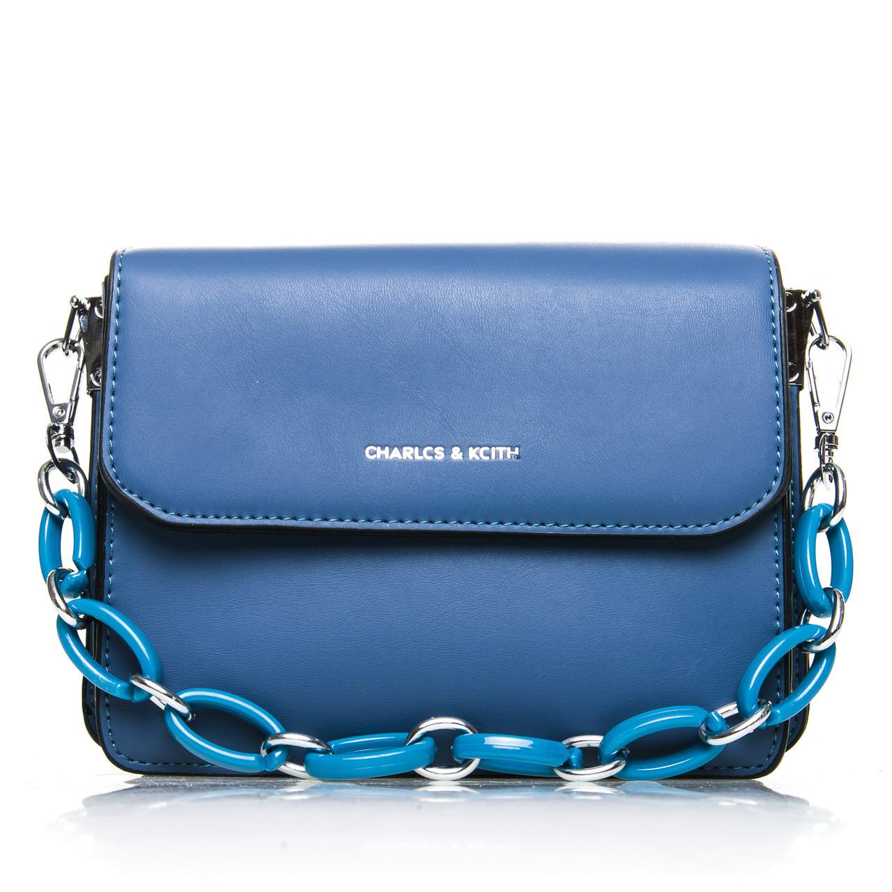 Сумка Женская Классическая иск-кожа FASHION 7-05 819 blue
