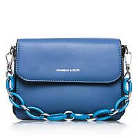Сумка Женская Классическая иск-кожа FASHION 7-05 819 blue, фото 1