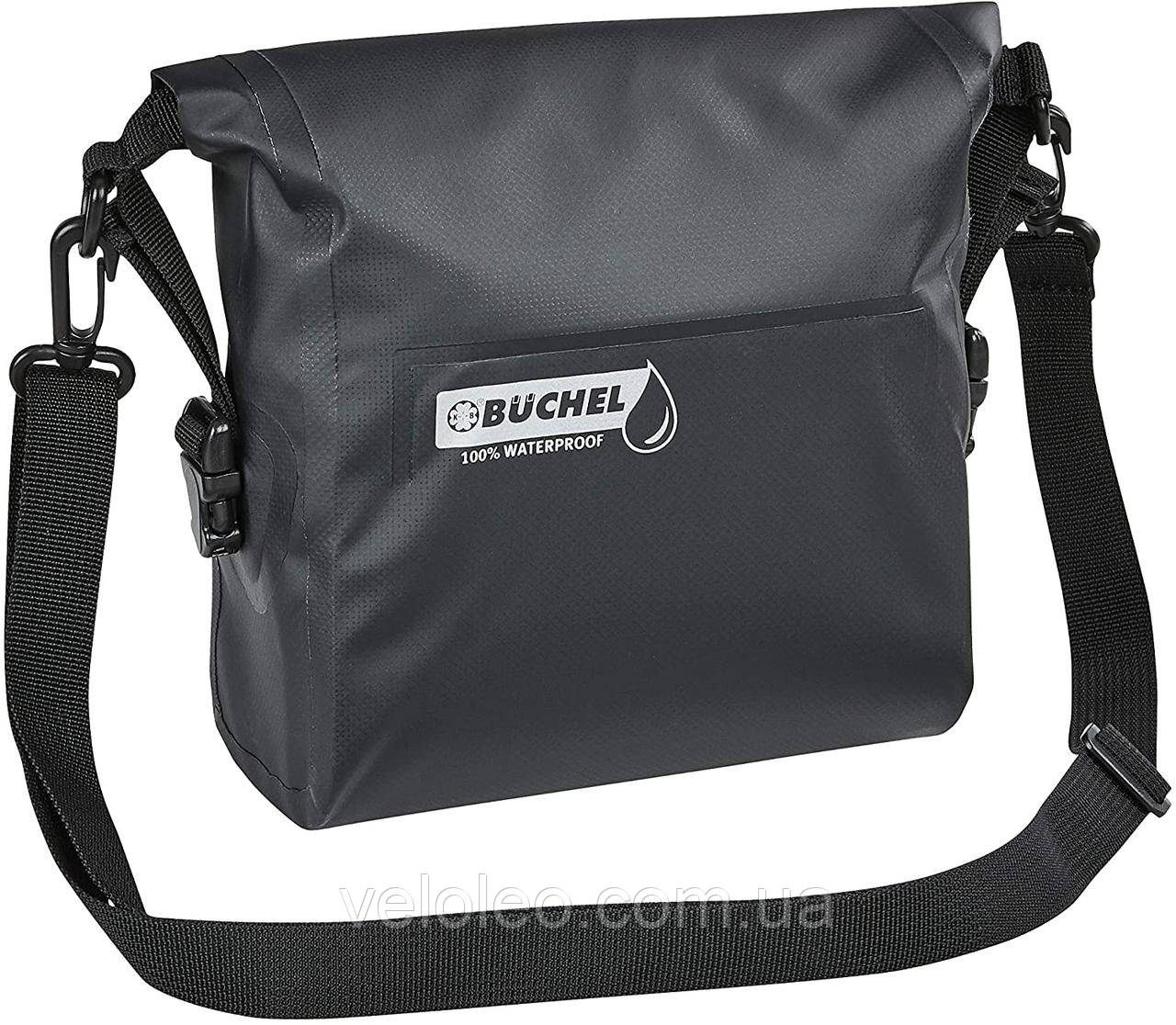 Сумка на кермо Buchel 100% waterproof 26 x 14,5 x 25 cm