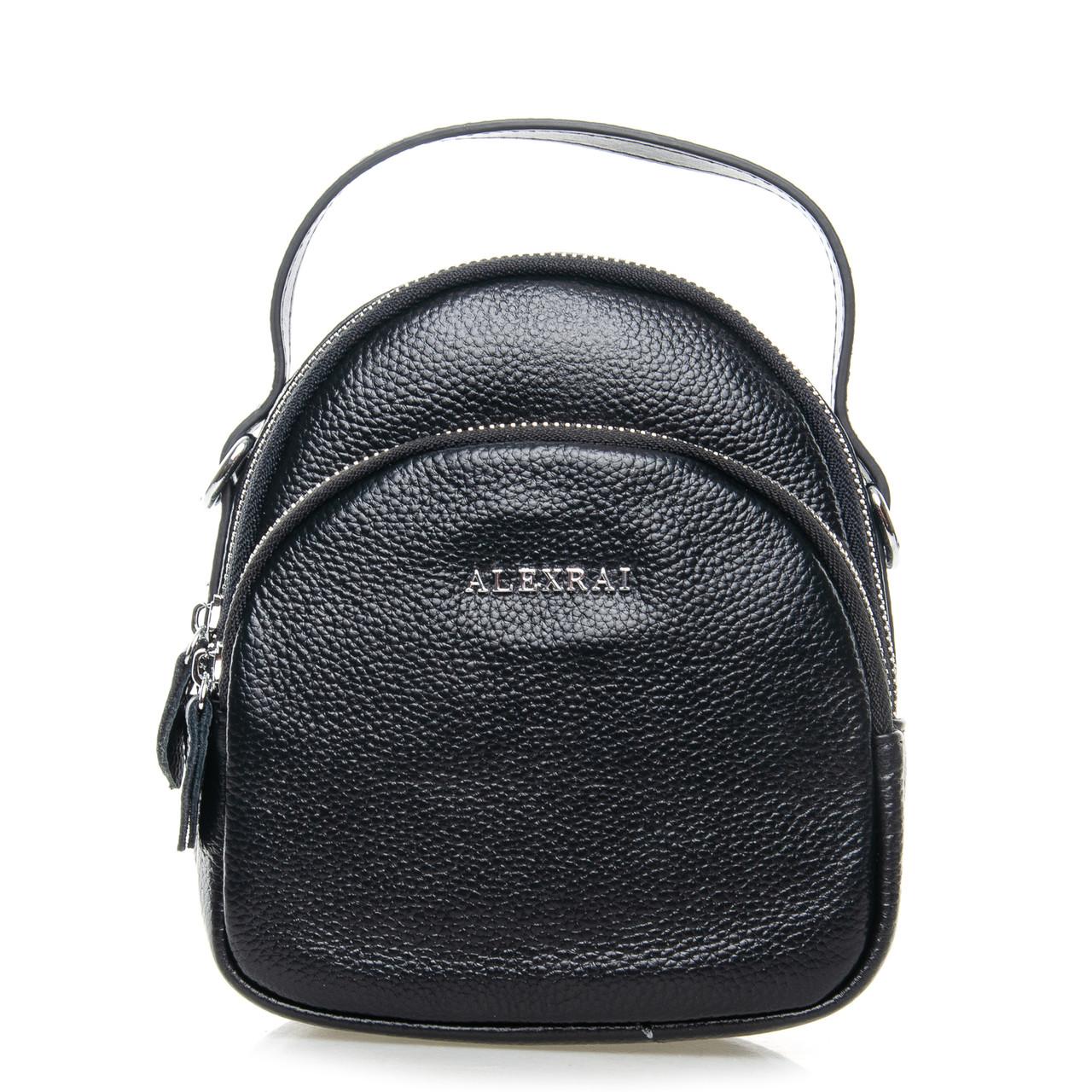 Сумка Женская Клатч кожа ALEX RAI 03-1 3905-1 black