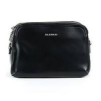 Сумка Женская Клатч кожа ALEX RAI 9-01 8725 black, фото 1