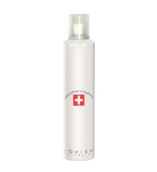 Лак для волос без газа / 350 мл – Lovien LV Hair Spray Sculpting