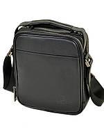 Сумка Мужская Планшет кожаный BRETTON BE 5078-5 black, фото 1