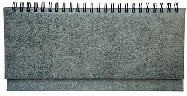 Планінг недатований 320х120 Buromax 112 л. спіраль сірий BASE BM.2699-09