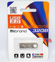 USB флешка Mibrand Puma 32GB Silver (MI2.0/PU32U1S)