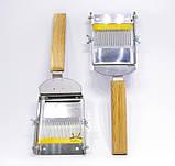 Вилка раскладушка с деревянной ручкой, фото 8