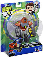 Фигурка Бен 10 - Ben 10 Omni-Naut Armor Heatblast, фото 1