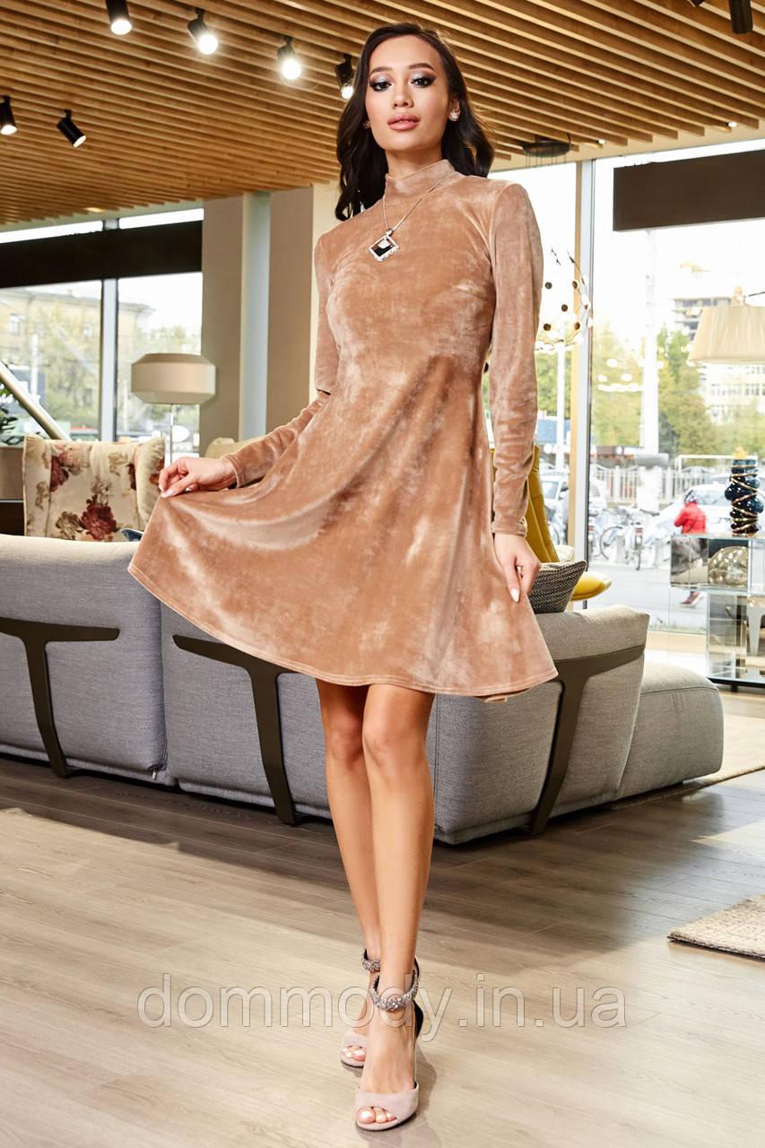 Платье женское Patsy powder coffee