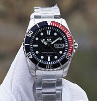 Часы Seiko SNZF15J1 Submariner Automatic Pepsi MADE IN JAPAN, фото 1