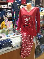 Пижама женская Новогодняя р.48 - 54
