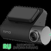 """Видеорегистратор Xiaomi 70mai Smart Dash Cam Pro (MidriveD02), Русская прошивка, Угол 140°, Wi-Fi, Дисплей 2"""""""