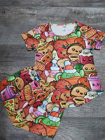 Молодежная пижама 42-3, фото 2
