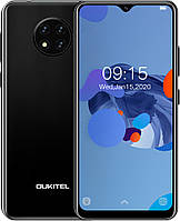 "Oukitel C19 6.49"" 2GB RAM 16GBROM 4G 4000мАч Android10 13MP Black, фото 1"